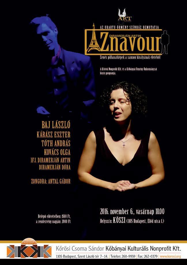 AZnavour színdarab