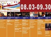 Első Nemzetközi Örmény Diaszpóra Fesztivál 2017 augusztus-szeptember