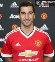 HENRIKH MKHITARYAN IS RED