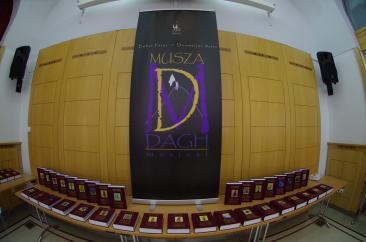 Musza Dagh negyven napja
