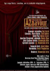AZnavour plakát