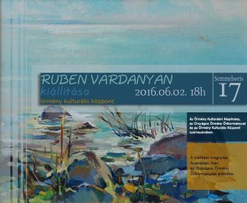 Ruben Vardanyan kiállítás