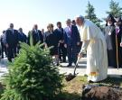 Ferenc pápa Örményországban