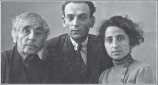 Aznavour család