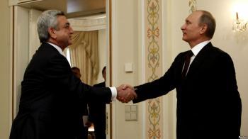 Sargsyan Putin